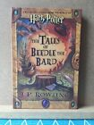 Harry Potter Tales of Beedle the Bard FACSIMILE SIGNED JK Rowling HC 1st 1st