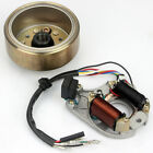 DY100 Magneto Coil + Flywheel Rotor For KAZUMA 50CC 110CC ATV Quad Dirt Bike