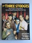 The Three 3 Stooges autograph signed book Paul Mousie Garner RARE