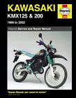 Kawasaki KMX 125 and 200 Service and Repair Manual: 1986-2002 (Hayn...