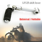 LF125 Motorcycle Engine Starter Lever Pedal Shift Lever Foldable Universal ATVs