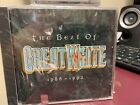 Great White The Best of Great White 1986-1992 CD 1993 Capitol 27185 SEALED