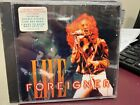 Foreigner Classic Hits Live CD 1993 Atlantic 82525 HYPE STICKER SEALED