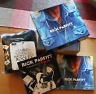RICK PARFITT [ Status Quo ] OVER AND OUT ; Deleted 2-CD + T-Shirt Box Set ; New