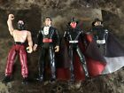 Vintage 1994 Kenner The Shadow Action Figure Loose Lot Set of 3