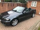 LARGER PHOTOS: BMW 3 Series M Sport Convertible 2.0 47,000 miles FSH and new timing chain