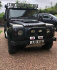 LARGER PHOTOS: Land Rover Defender 110 Td5 Tombraider  2002  Excellent condition
