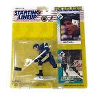 Brett Hull Starting Lineup St Louis Blues Kenner Figurine Cards 1st Year Edition