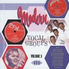 MODERN VOCAL GROUPS 3 - THE FIVE BELLS, THE JACKS, THE EBONAIRES -  CD NEW+