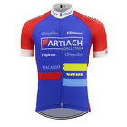 Vintage Team ARTIACH GALLETAS Retro Cycling Jersey
