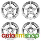 Toyota MR2 2000 2003 15 Factory OEM Front Wheels Rims Set Silver