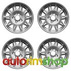 BMW 323i M3 Z3 1995 2002 17 Factory OEM Staggered Wheels Rims Set Style 39M