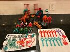 Crystar crystals set lot remco 1982 toys