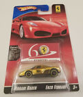 Hot Wheels Ferrari Racer Enzo Ferrari Gold 2007 series