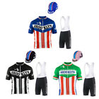 Vintage Team 1976 Brooklyn Cycling Jersey Bib Short Cap Set