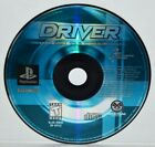 Driver You Are The Wheelman Sony PlayStation 1 1999 PS1 PSOne PSX Video Game
