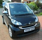 Smart Car 2009 ForTwo Coupe Petrol