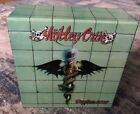 MOTLEY CRUE 10 MINI LP JAPAN EDITION SHM audio CD BOX SET remastered vince neil