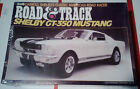 Revell Shelby GT-350 Mustang Road & Track 1/12 Scale Brand New Sealed Box NOS