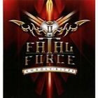 FATAL FORCE - UNHOLY RITES  CD NEW+