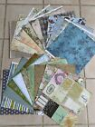 12X12 Scrapbook Craft Paper Lot 20 different Sheets All Occasion Acid Free 5