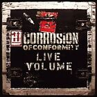 CORROSION OF CONFORMITY - LIVE VOLUME (LIMITED DIGIPAK)   CD NEW+