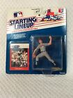 1988 MLB Baseball Starting Lineup Zane Smith Atlanta Braves
