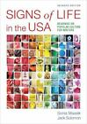 Signs of Life in the USA Readings on Popular Culture for Writers by Maasik So
