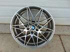 2017 BMW M3 COMPETITION WHEELS ZCP COMP PACKAGE 666M REAR 10X20 M4 2015 2018 OEM