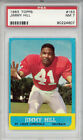 1963 Topps Football Cards 29