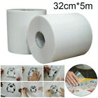 5M roll High Tack Clear Application Transfer Tape Tool Sign Craft Vinyl 32cm
