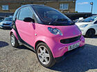 Smart Car ForTwo For Sale 2003 Semi Automatic