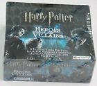 SEALED 24 PACK BOX 2010 Artbox Harry Potter Heroes and Villains Trading Cards
