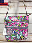 NWT VB Iconic Triple Zip Hipster in Mickey and Friends 103 Vera Bradley handbag