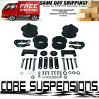 07 18 Jeep Wrangler JK 25 Front + 2 R Full Lift Suspension Leveling Kit 2WD