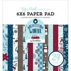 Echo Park Double Sided Paper Pad 6 x 6 My Favorite Winter MF193023