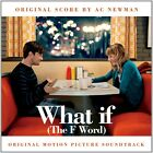 OST/AC NEWMAN - WHAT IF  CD NEW+