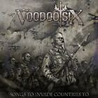 VOODOO SIX - SONGS TO INVADE COUNTRIES TO  CD NEW+