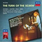 DONATH/HARPER/TEAR/JUNE/DAVIS - THE TURN OF THE SCREW 2 CD NEW+ BRITTEN,BENJAMIN