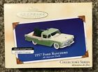 Hallmark Keepsake Ornament, All-American Trucks #8 In Series—1957 Ford Ranchero