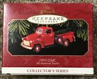 1997 Hallmark Keepsake Ornament #3 All-American Trucks Series-1953 GMC