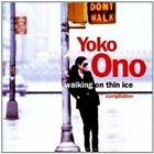 YOKO ONO - WALKING ON THIN ICE CD ROCK 19 TRACKS NEW+