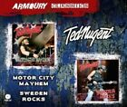 TED NUGENT - MOTOR CITY MAYHEM / SWEDEN ROCKS - 2 CD - NEW+!!