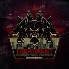 THE TREATMENT - RUNNING WITH THE DOGS  CD NEW+