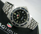 TAG Heuer 2000 Professional Mens Watch Stainless Steel Swiss Made Submariner