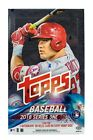 2018 Topps Series 1 Baseball Sealed Hobby Box (1 auto or Relic Card per box)