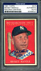 Mickey Mantle Rookie Cards and Memorabilia Buying Guide 44