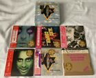 ALICE COOPER BOX SET 6 MINI LP JAPAN EDITION SHM high quality audio CD kiss bowi