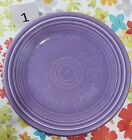 Fiesta Salad Plate - Lilac - Limited Edition Color, Purple, Collectable