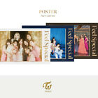TWICE FEEL SPECIAL 8th mini album Unfolded Official Poster 3PCs Set